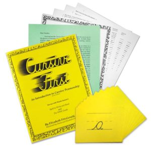 Cursive First Package