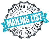 Mailing List Badge